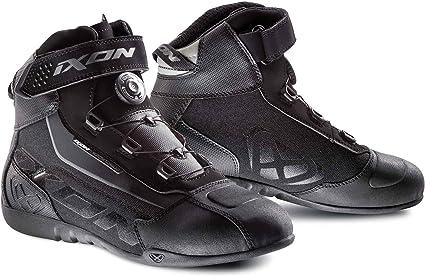Ixon Bottes Moto IXON Assault Evo Noir, Noir, 43