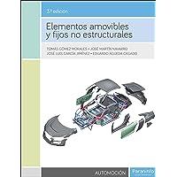 Elementos amovibles y fijos no estructurales 3.ª edición