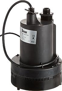 Simer 2355 1/3 HP Submersible Utility Pump