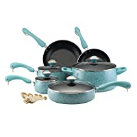 Paula Deen Signature Porcelain Nonstick Cookware Set