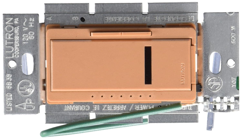 ルートロン Maestro IR 600ワット 複数箇所用 調光器 MIR-600M-TC 1 B003Z8V0KS テラコッタ テラコッタ