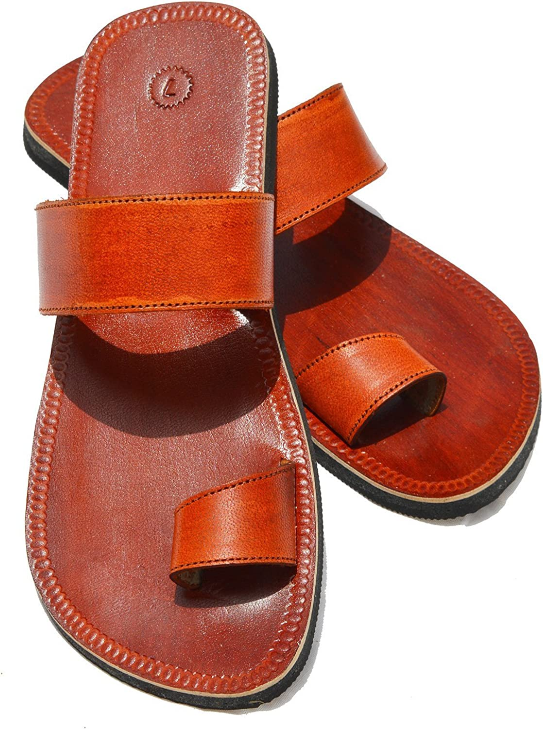 Handcrafted Luxury Men Biblical Leather