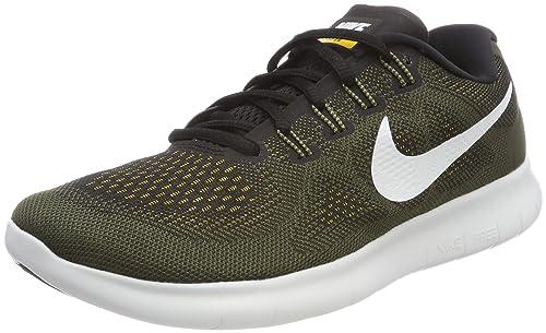 Nike Free RN 2017, Zapatillas de Running para Hombre, Negro (Black ...