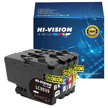 Amazon.com: HI-Vision LC3039XXL - Cartucho de tinta para ...