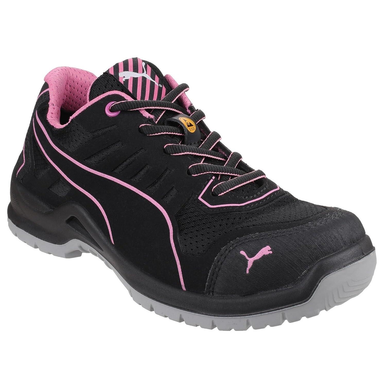 Puma 644110.37Fuse TC Pink zapatos de seguridad para mujer Low S1P ESD SRC talla 37