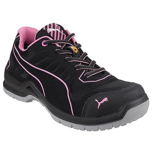 Puma Damen Sicherheitsschuh Fuse TC Pink