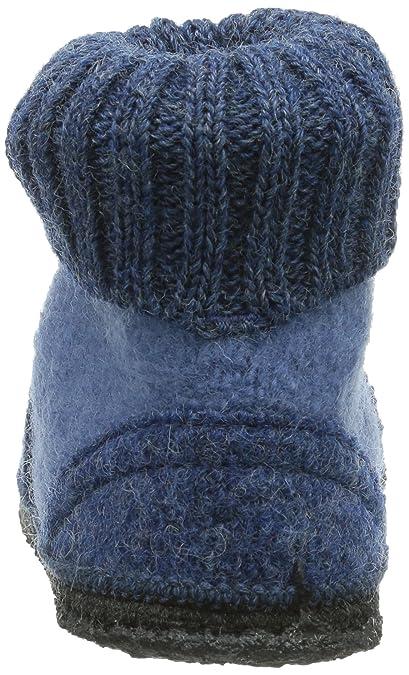 Kitz - Pichler Schwarz Krokodil, Chaussons hauts, non doublés mixte enfant  - Bleu - Blau (102 jeansblau), 24 EU (7 Kids UK) EU: Amazon.fr: Chaussures  et ...