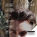 (SHEH•VOO) Ocean Clay - Premium Men's Hair