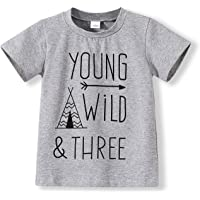 Wild /& Free Toddler Vintage Sports Tee Young