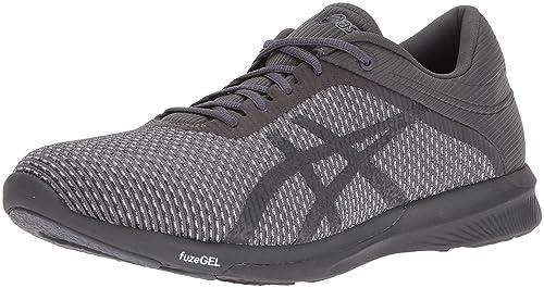 ASICS Womens fuzeX Rush cm Running Shoe: Asics: Amazon.ca