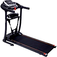 Cockatoo CTM-04 Home Use 1 HP Motorised Multi-Function Treadmill(Free Installation Assistance)