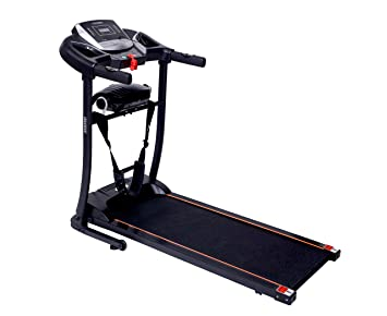 Cockatoo CTM-04 Home Use 1 HP Motorised Multi-Function Treadmill(Free Installation Assistance) Treadmills at amazon