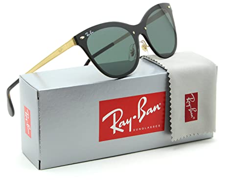 e150e40d92b Ray-Ban RX3580N Blaze Cat Eye Women Sunglasses 043 71 - 43  Amazon.co.uk   Clothing
