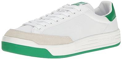 adidas Originals Men s Rod Laver Super Running Shoe White Fairway 2c5583f7f1