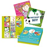 Tallon Just To Say Kids Birthday Card (Box of 10)