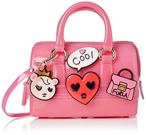 Furla Candy Sweetie Mini Satchel Cro Monedero, Color ...