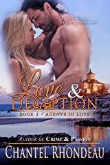Love & Deception (Agents in Love Book 1) Kindle Edition