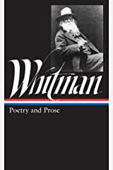 Walt Whitman: Poetry and Prose (Library of America) Hardcover