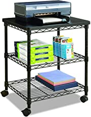 Safco Products Under Desk Printer/Machine Stand