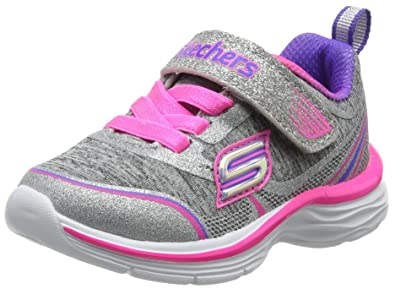 Skechers Dream N'dash Peppy Prance, Formateurs Fille: Amazon