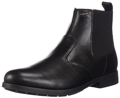Geox U Hilstone Wide NP ABX G, Botas Chelsea para Hombre: Amazon.es: Zapatos y complementos