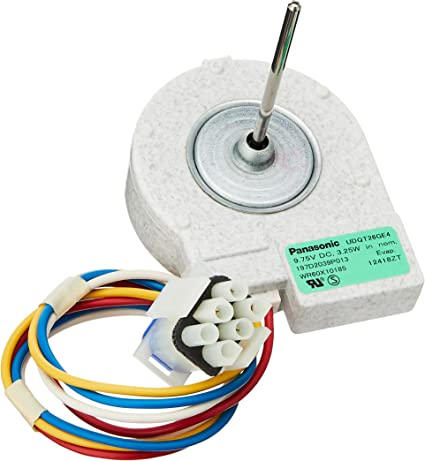 NEW WR60X10154 EVAPORATOR FAN MOTOR FITS GE GENERAL ELECTRIC HOTPOINT REFRIGERATOR fits /2438 279838VP AH334313 8565582 3403585 3398064