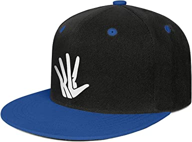 Unisex Golden-Kawhi-THO-Leonard Snapback Baseball Cap Flat Brim Hip Hop Hat Adjustable Dad Hat