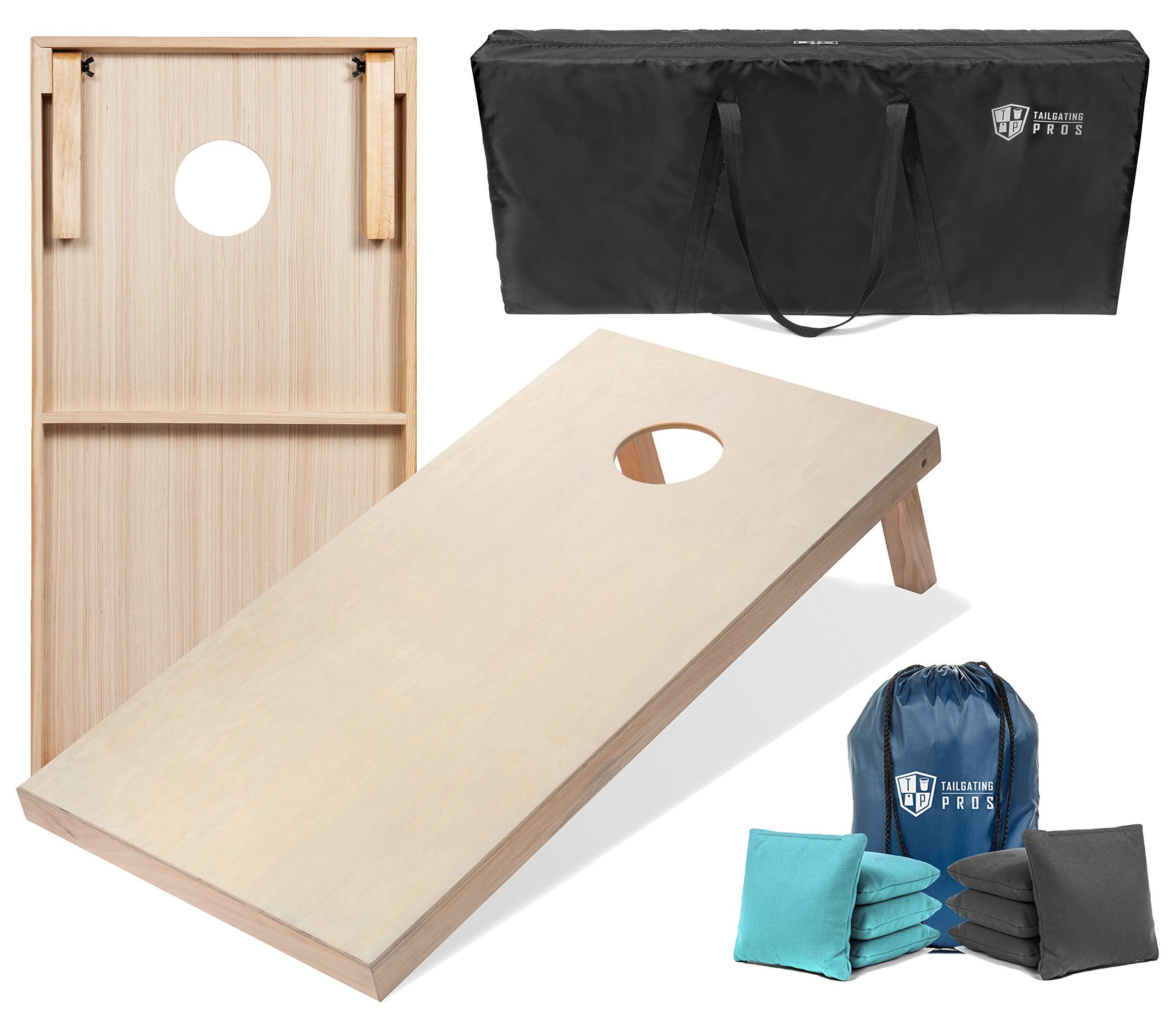 Tailgating Pros Cornhole Boards