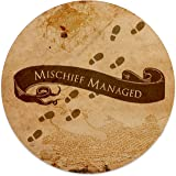 Mischief Managed 2 Sticker Set for Pop Grip Stent for Phones and Tablets (Stickers Only