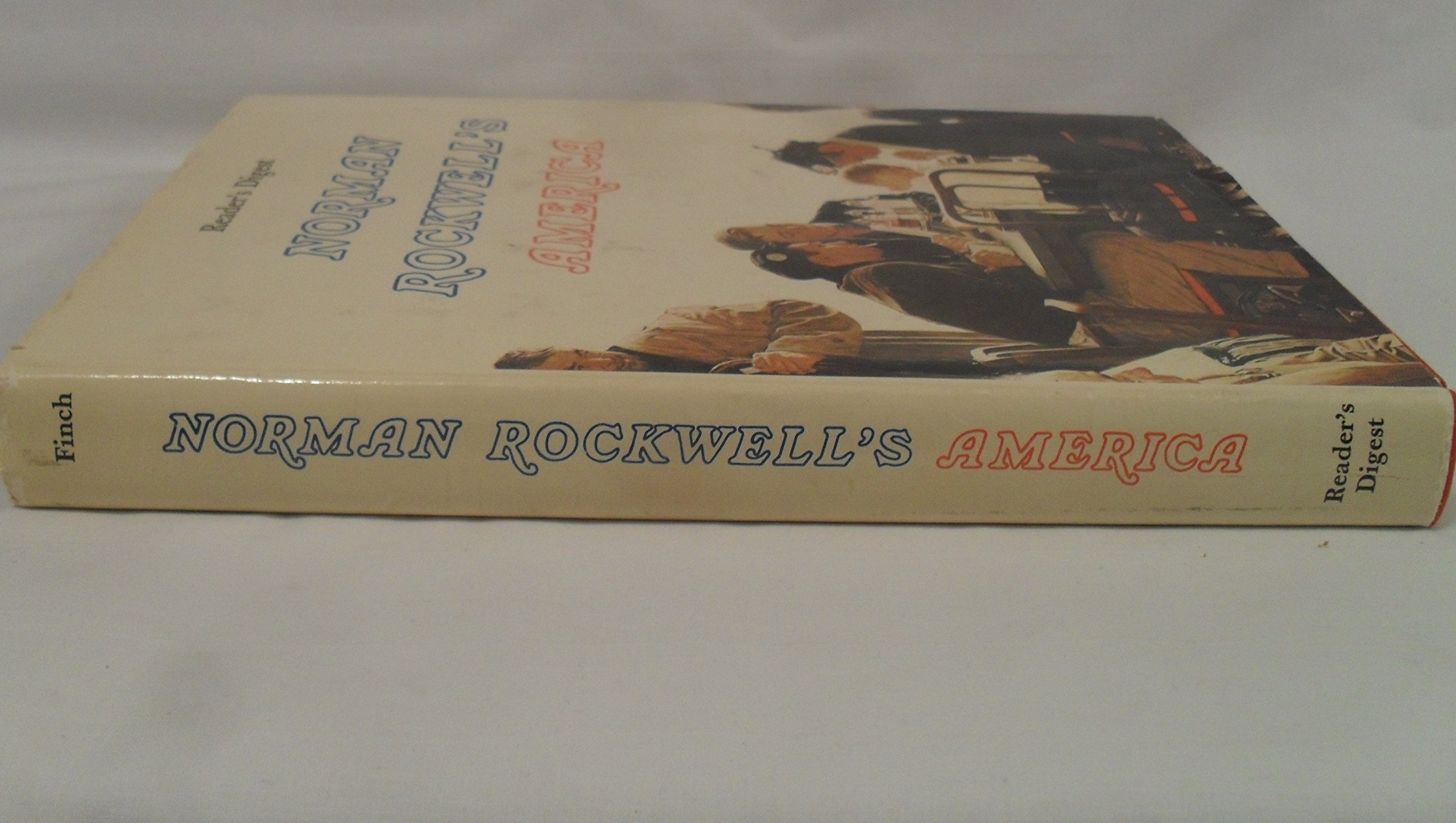 Reader s Digest Norman Rockwell s America Christopher Finch