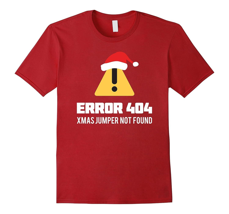 Geek Christmas Jumper.Funny Geek Christmas Shirt Error 404 Xmas Jumper Not Found