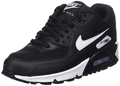 le dernier 35df8 0a702 NIKE Women's Air Max 90 Black 325213-047 (Size: 5.5)