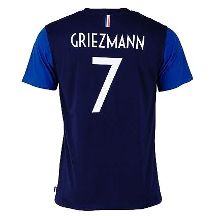 most popular save off thoughts on Equipe de FRANCE de football T-Shirt FFF - Antoine Griezmann - Collection  Officielle 2 étoiles