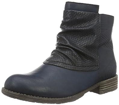 354a1627814a88 Rieker Damen 74799 Kurzschaft Stiefel  Amazon.de  Schuhe   Handtaschen