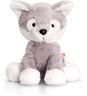 f3437a8b7df Ty Beanie Boos Skylar - Husky (Justice Exclusive)  Amazon.co.uk ...