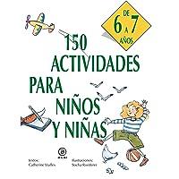 150 actividades para niños y niñas de 6