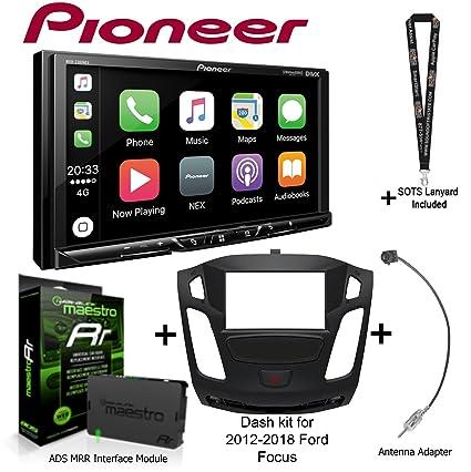 amazon com pioneer mvh 2300nex 7 digital multimedia receiver