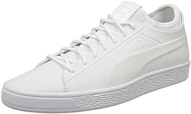 new style 2bf08 334bb Puma - Basket Classic Sock LO - 36537002 - Color: White ...