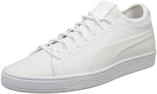 new style 85d4f 8e407 Puma - Basket Classic Sock LO - 36537002 - Color: White ...