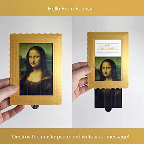 Amazon.com: Banksy Masterpieces - Tarjetas de felicitación ...
