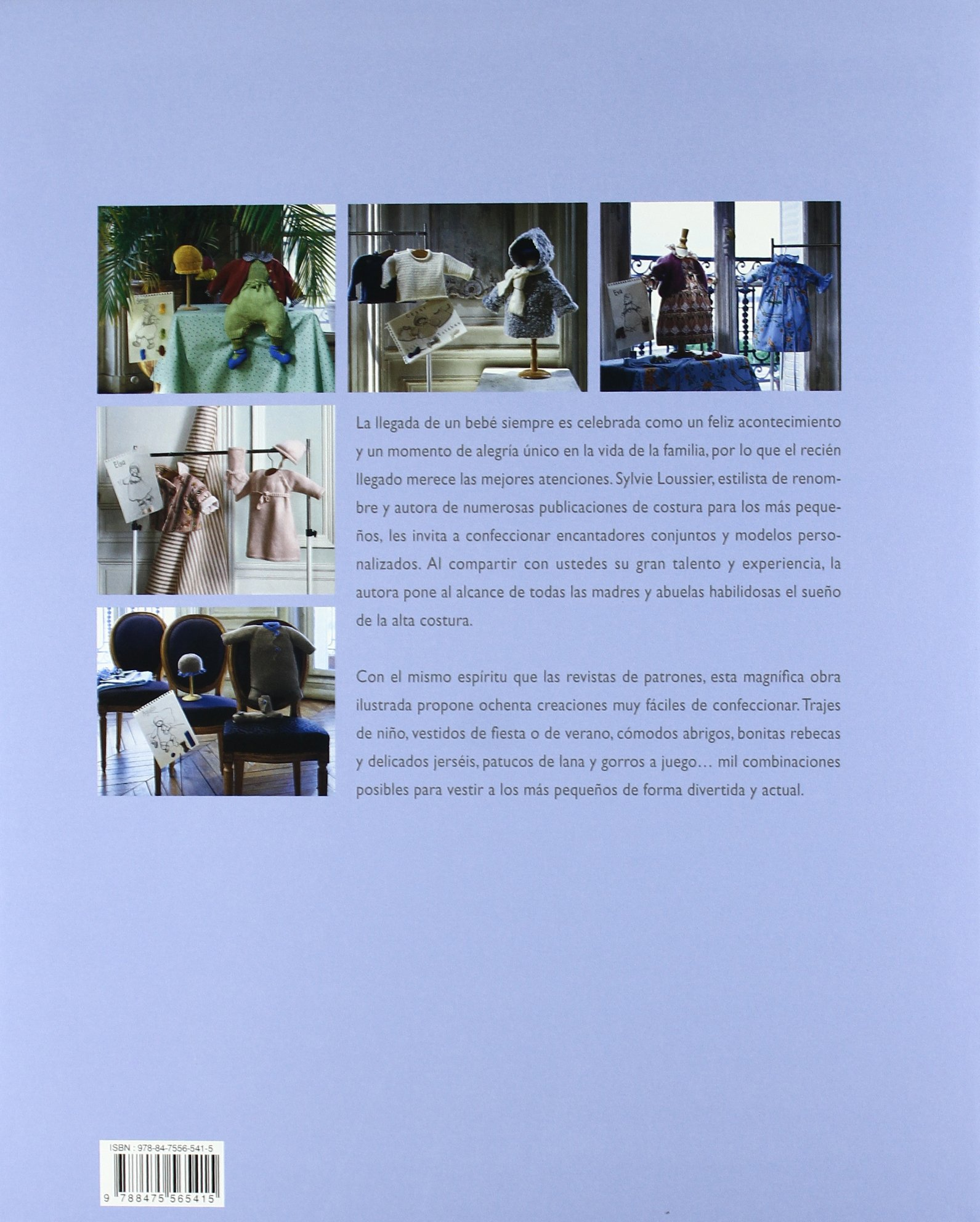 Alta costura para bebes (Para Ver) (Spanish Edition): Sylvie Loussier: 9788475565415: Amazon.com: Books