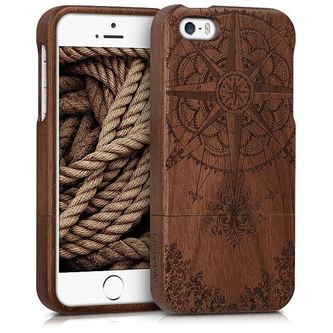 custodia iphone 5s legno