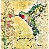 Thirstystone Occasions Coaster, Hummingbird, Multicolor