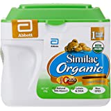 Abbott Similac Organic Stage 1 Infant Milk Formula, 0-12 months, 658g
