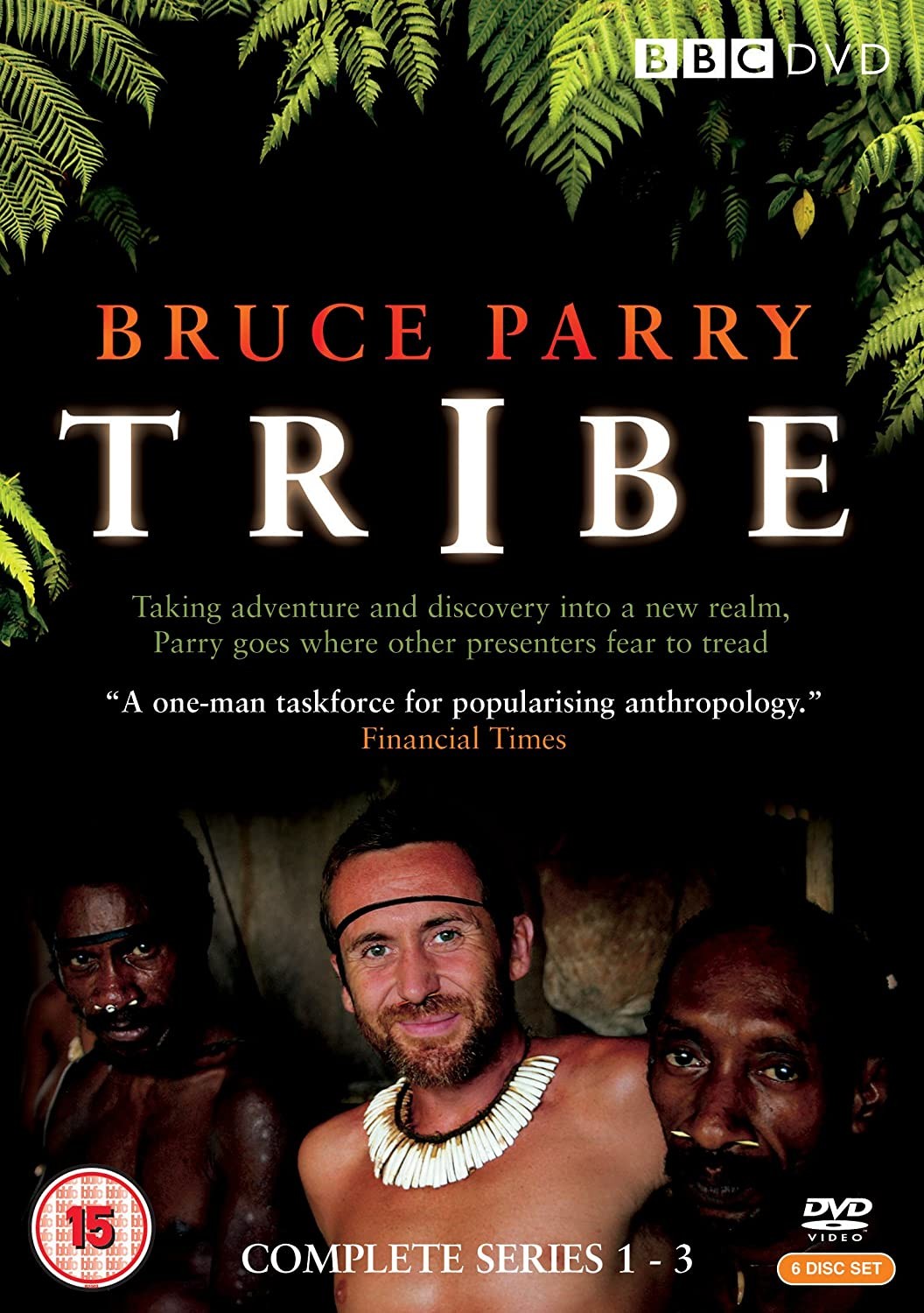Tribe : Complete BBC Series 1-3 Box Set DVD 2005: Amazon.co.uk: Bruce Parry: DVD & Blu-ray