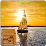 Sailing Sunset Sailboat Live Wallpaper