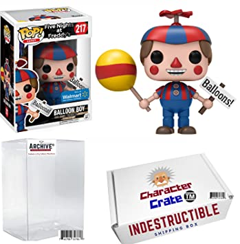 Amazon Com Funko Pop Five Night At Freddy S Balloon Boy Walmart