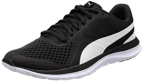 Unisex Adults Flext1 Low-Top Sneakers, Magenta/Weiss Puma