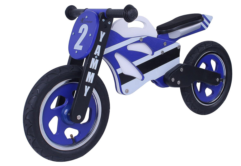 Yammy Wooden Motorbike Balance Bike 2017 Model Toys