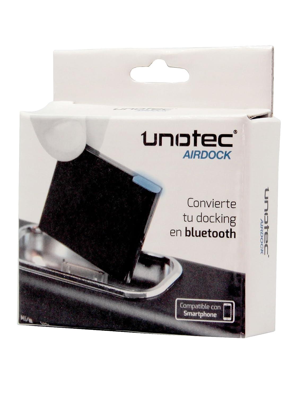 Unotec Adaptador Audio convierte tu Docking en Bluetooth: Amazon.es: Electrónica